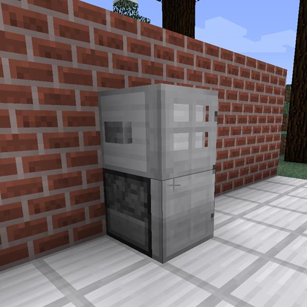 Minecraft - Working fridge designs - YouTube
