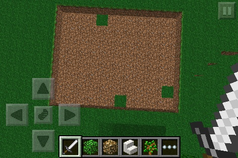 minecraft-garden