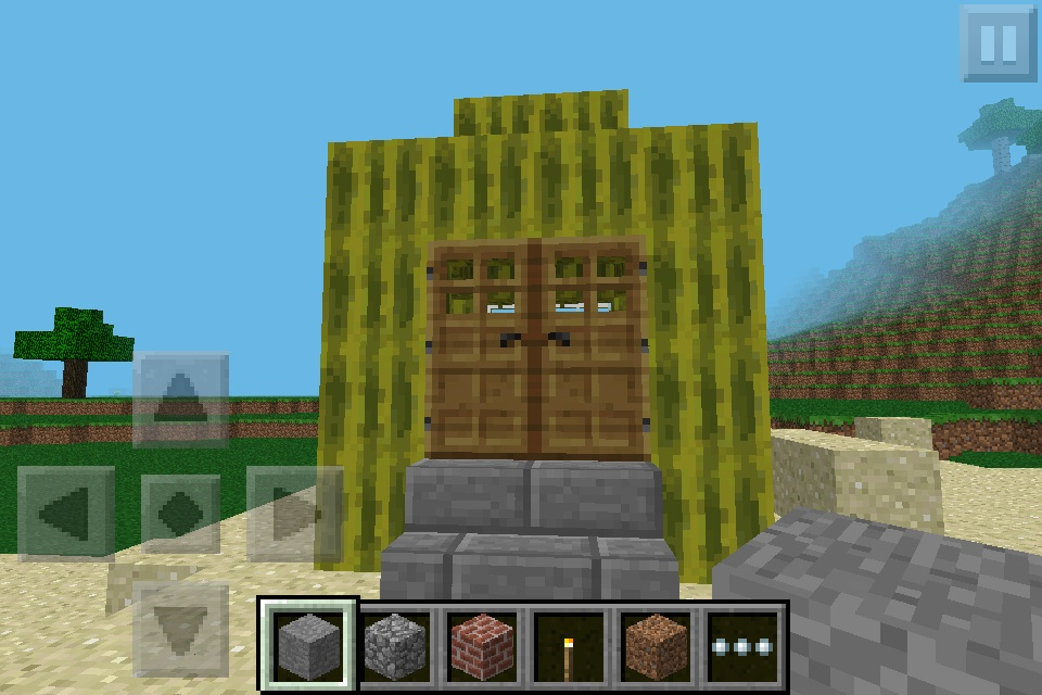 watermelon bedroom minecraft furniture