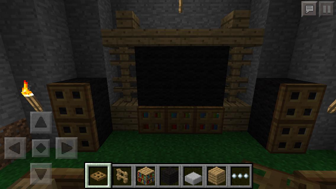 TV Minecraft Furniture