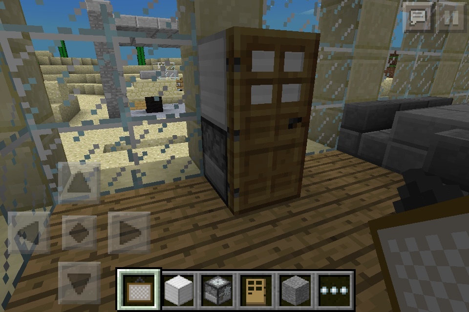 fridge minecraft furniture