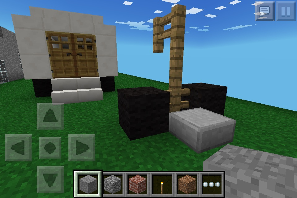 dolley minecraft furniture