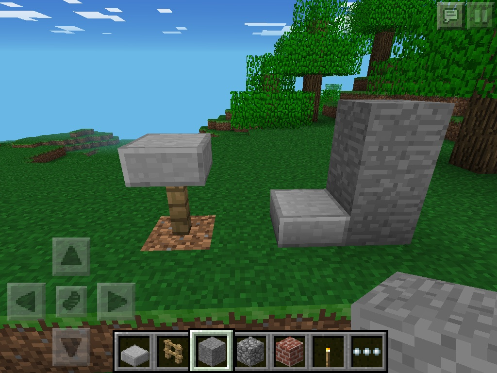 how to make minecraft furniture apps directories