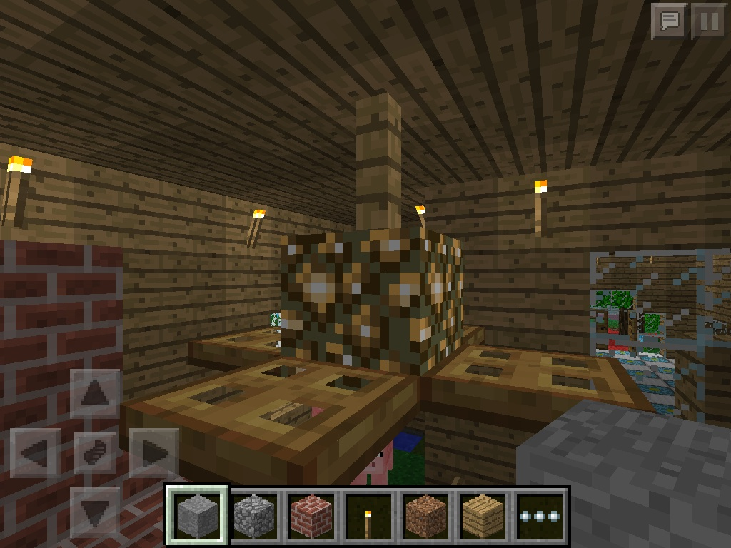 Roof Lamp Living Room