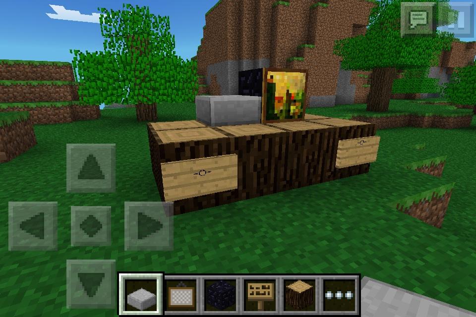 Minecraft Outside Furniture Minecraft Furniture