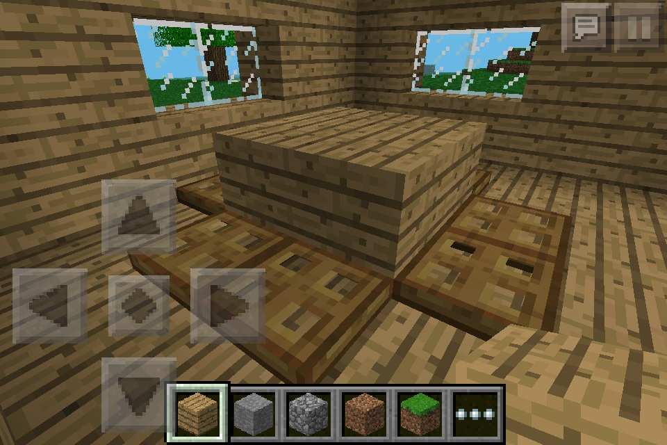 table minecraft furniture