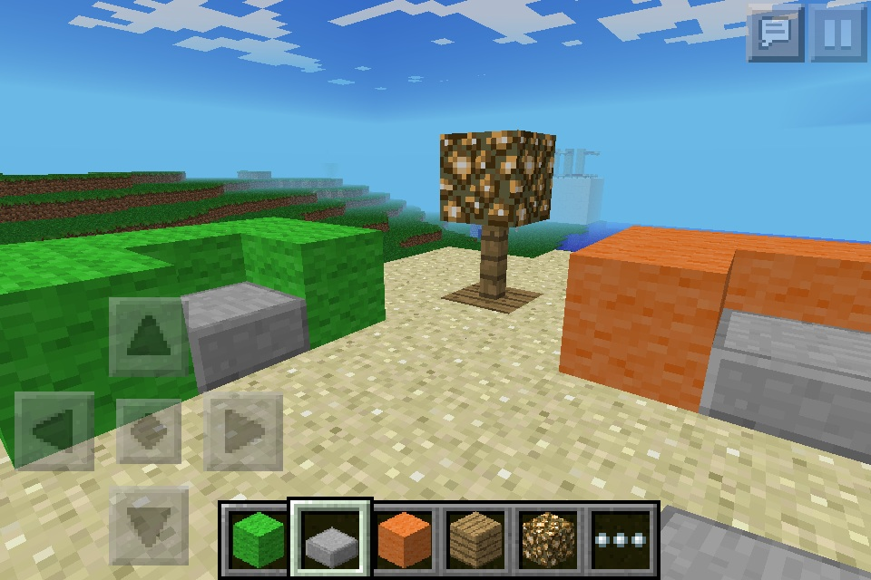lamp minecraft furniture