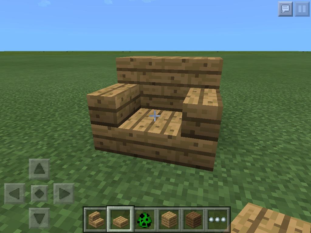 Bedroom Furniture Minecraft