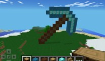Pick Axe Pixel Art